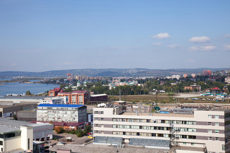 Irkutsk, Rusia fotos de archivo libres de regalías