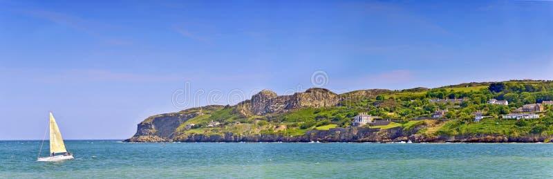 Irländskt landskap royaltyfri foto