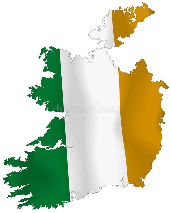 Irland lizenzfreie abbildung