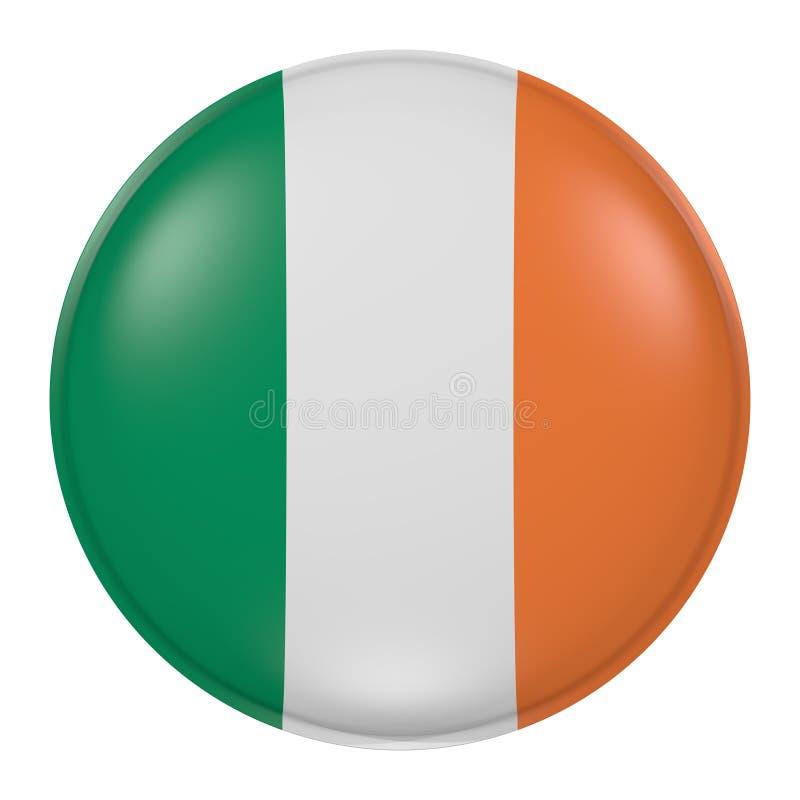 Irland knapp stock illustrationer