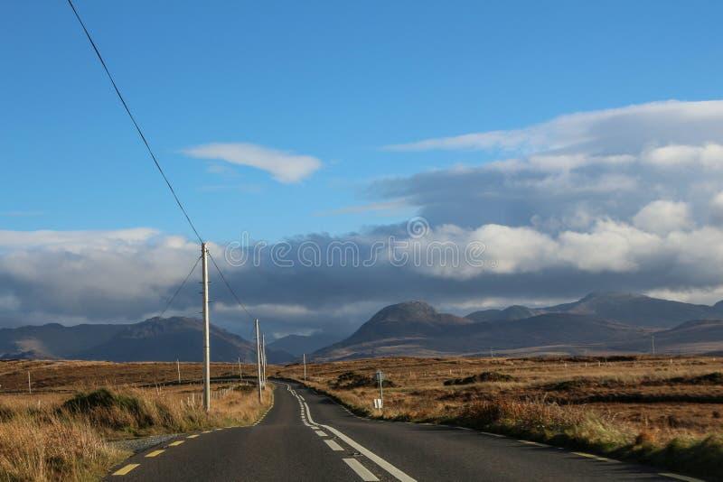 Irland - von Dublin zur wilden atlantischen Weise lizenzfreie stockbilder