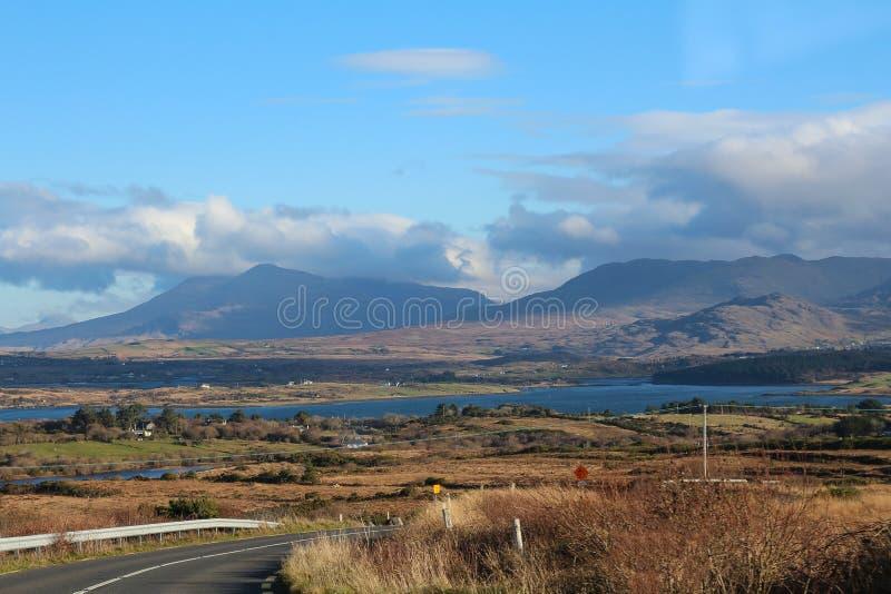 Irland - von Dublin zur wilden atlantischen Weise lizenzfreie stockfotografie