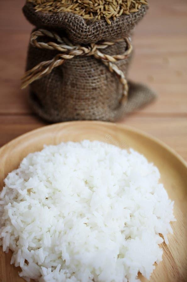 Irlandczyk i Odparowani ryż w plante obrazy stock