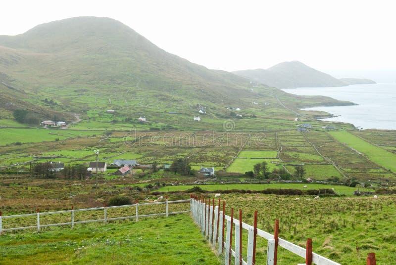 irlandczyka krajobraz fotografia stock