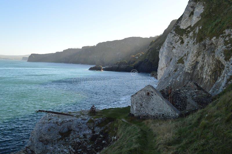 Irlandczyka wybrzeże zdjęcia stock