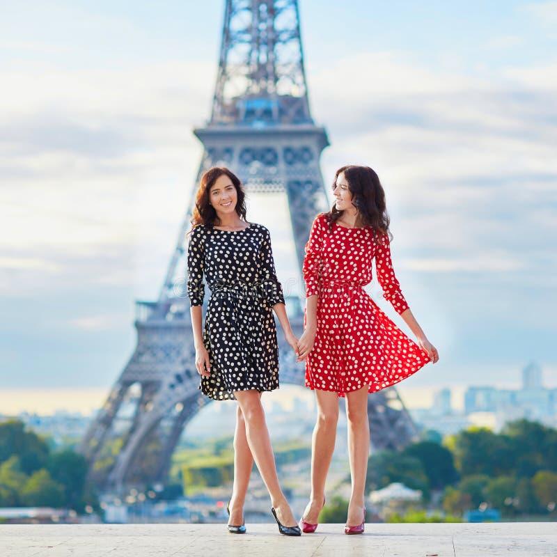 Download Irmãs Gêmeas Bonitas Em Paris, França Foto de Stock - Imagem de bonito, relativo: 65575900