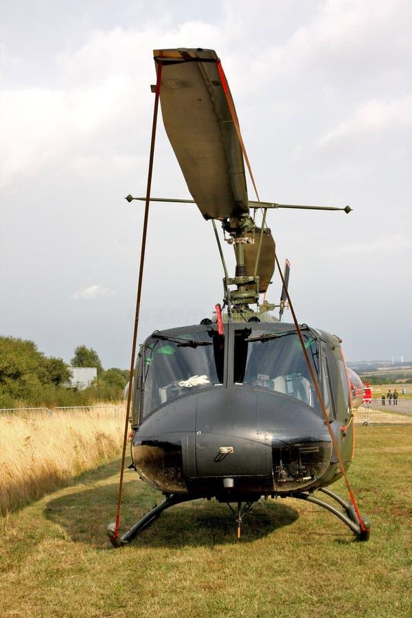 Irokese Bell-UH-1 stockbild