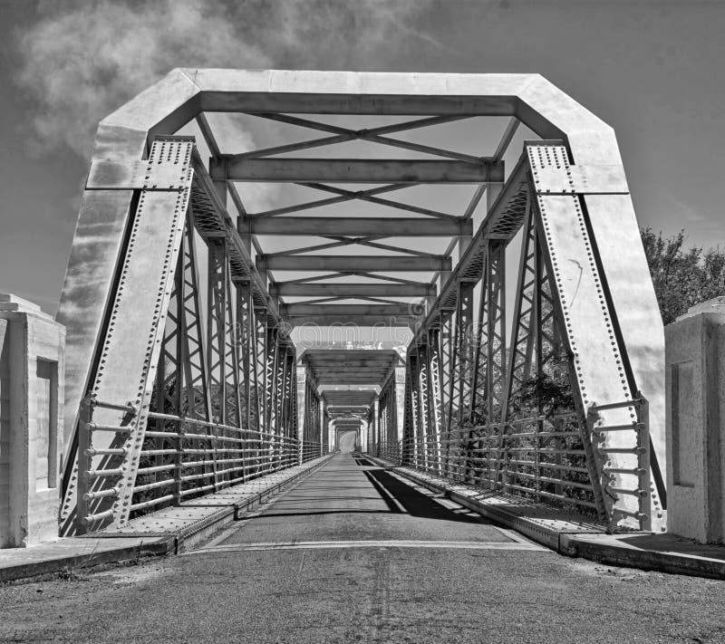 Iron bron royaltyfria bilder