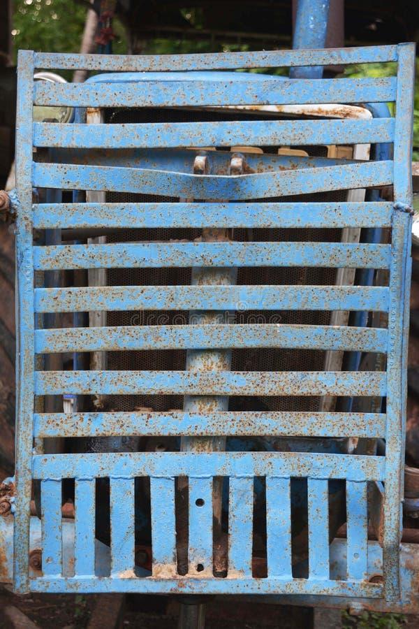 Iron bumper stock photo