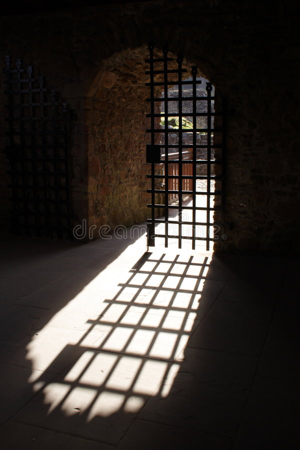 Free Iron Castle Gate Stock Photo - 2291030