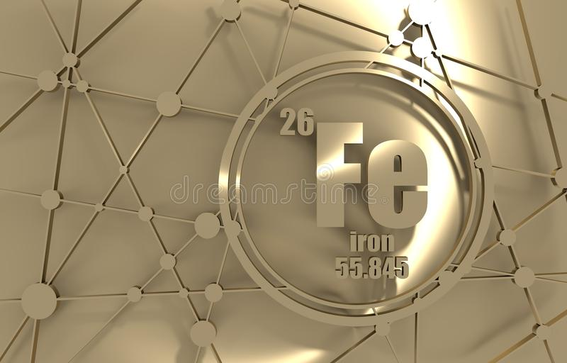 Iron chemical element stock illustration illustration of periodic download iron chemical element stock illustration illustration of periodic 99405392 urtaz Image collections