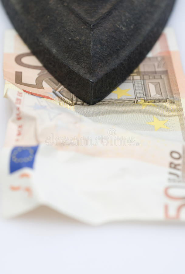 Download Iron and euro stock photo. Image of eurocrisis, concept - 31589776