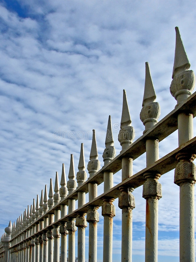 Free Iron Fence Stock Photography - 2387332