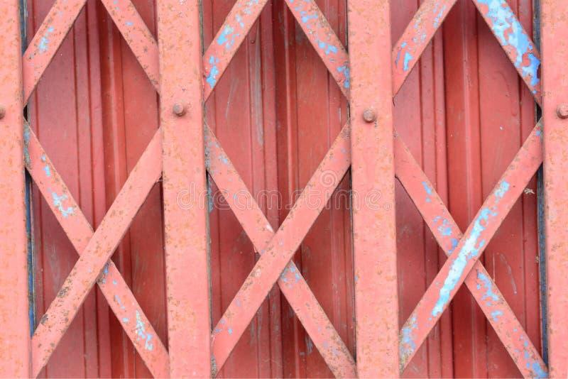 iron gate stock photo
