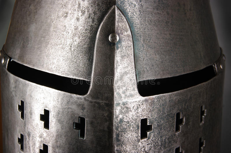 Download Iron helmet stock photo. Image of rivets, forged, tradition - 26342684