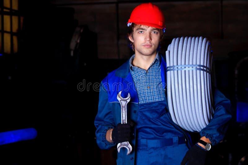 Iron industry royalty free stock photo
