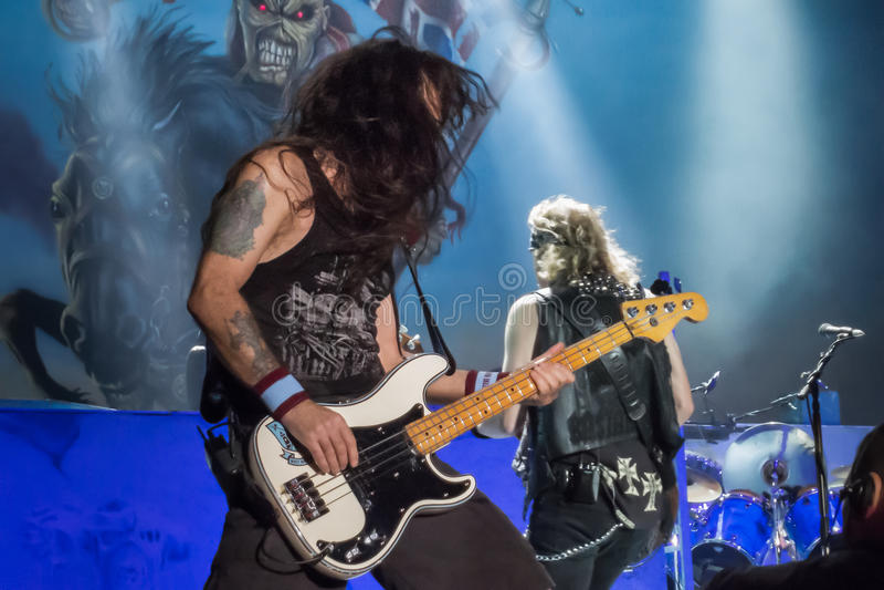 Iron Maiden royalty free stock photography