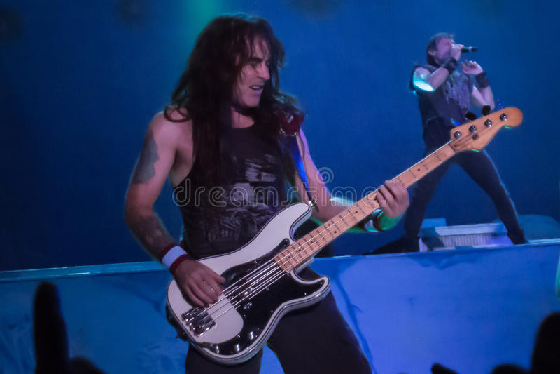 Iron Maiden royalty free stock photo