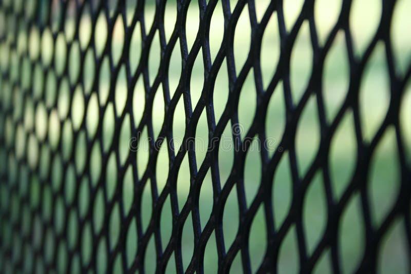 Iron mesh stock images