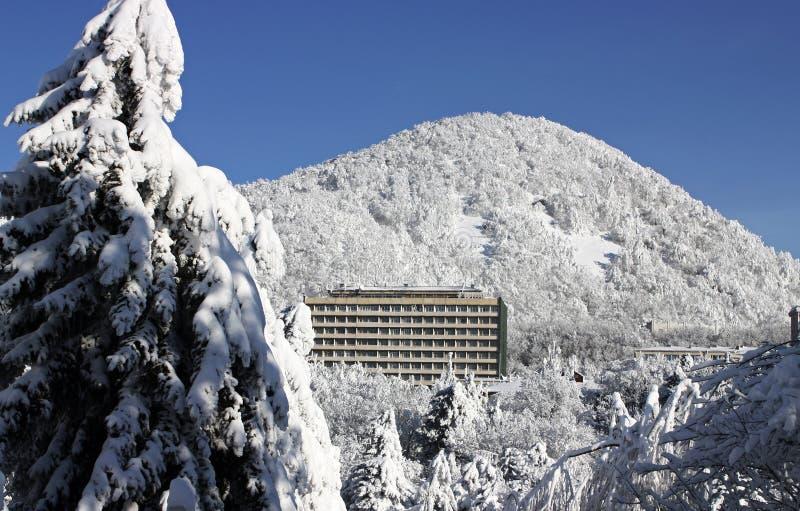 Iron Mountain in Russland lizenzfreie stockfotografie
