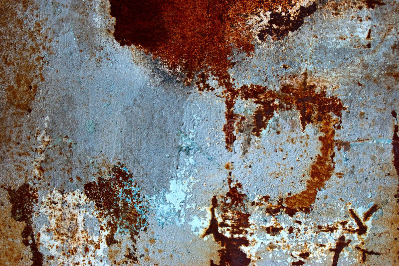 Download Iron surface stock image. Image of rust, texture, damaged - 10526867