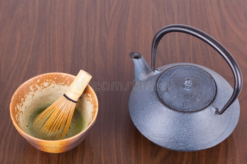 Download An iron teapot stock image. Image of broom, culture, beverage - 24262571