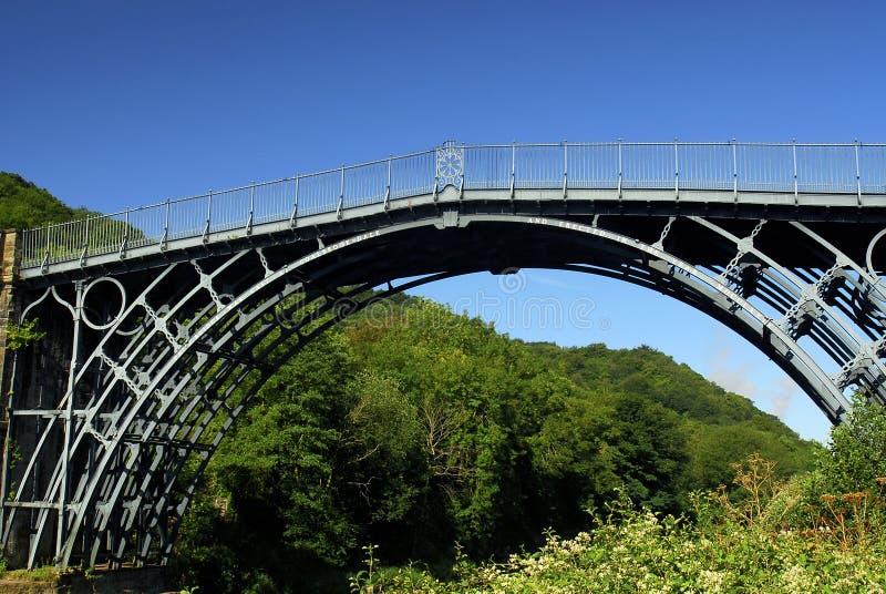 ironbridge 免版税库存照片