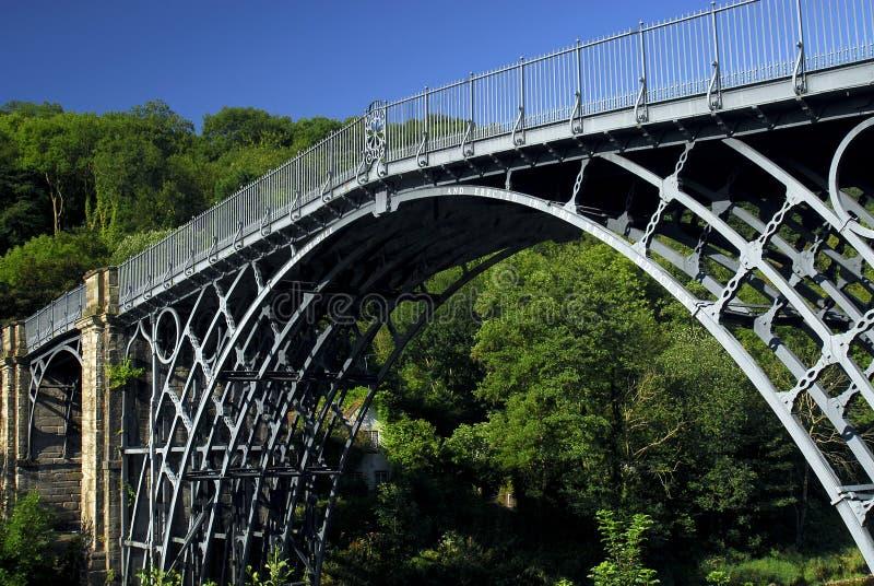 ironbridge 免版税图库摄影
