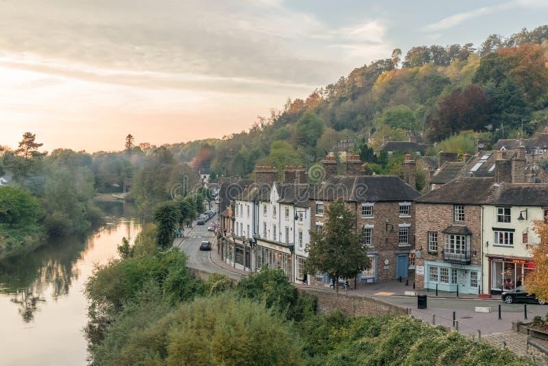 Ironbridge, Telford foto de archivo libre de regalías