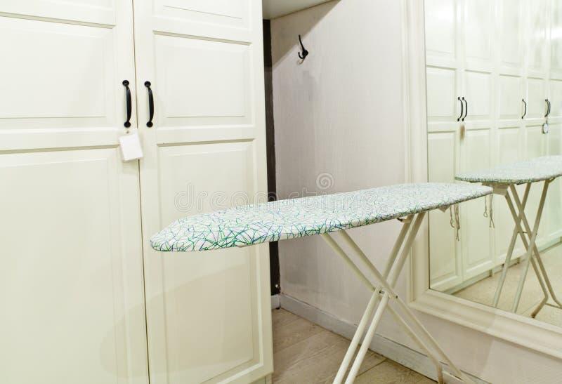 Ironing board royalty free stock image