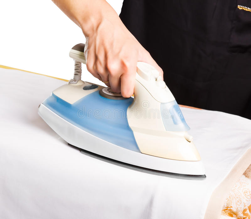 Download Ironing stock photo. Image of clothes, equipment, cleaning - 34840740