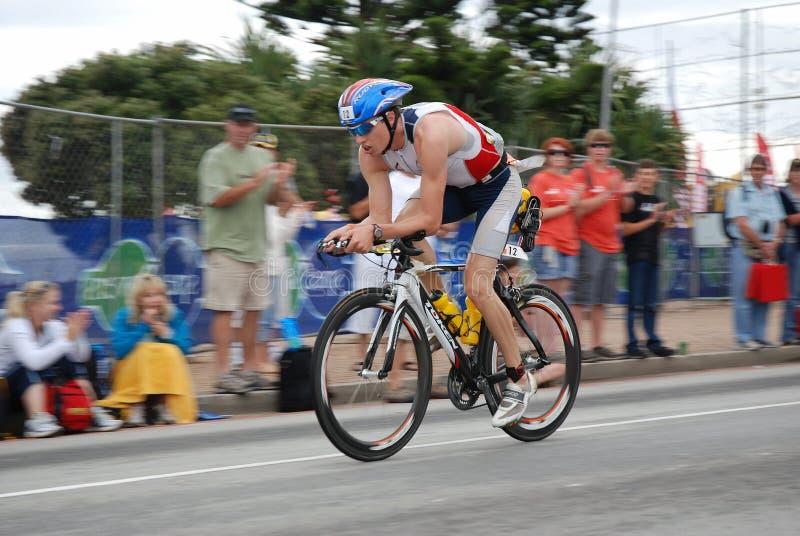 Ironman África do Sul 2008 fotos de stock