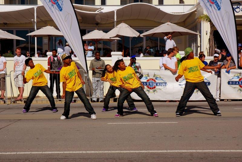 Ironman África do Sul 2010 imagens de stock