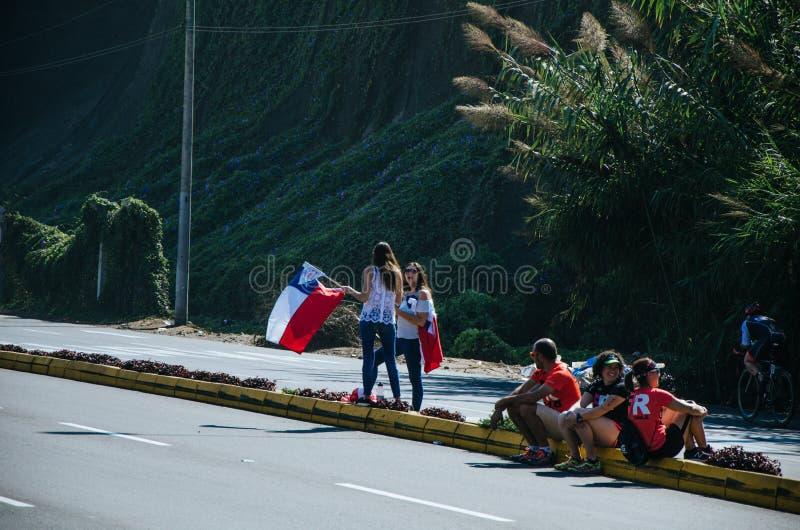 Ironman 70 3 Λίμα - Περού 2018 στοκ φωτογραφίες με δικαίωμα ελεύθερης χρήσης
