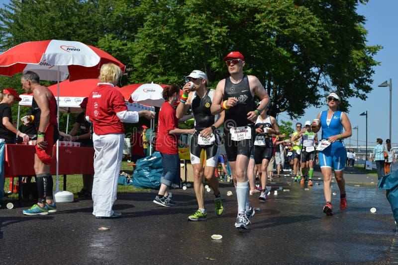 Ironman Frankfurt 2013 royalty-vrije stock foto