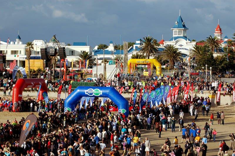 Ironman Port Elizabeth photographie stock