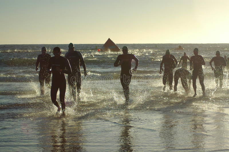 Ironman South Africa 2010 royalty free stock photography