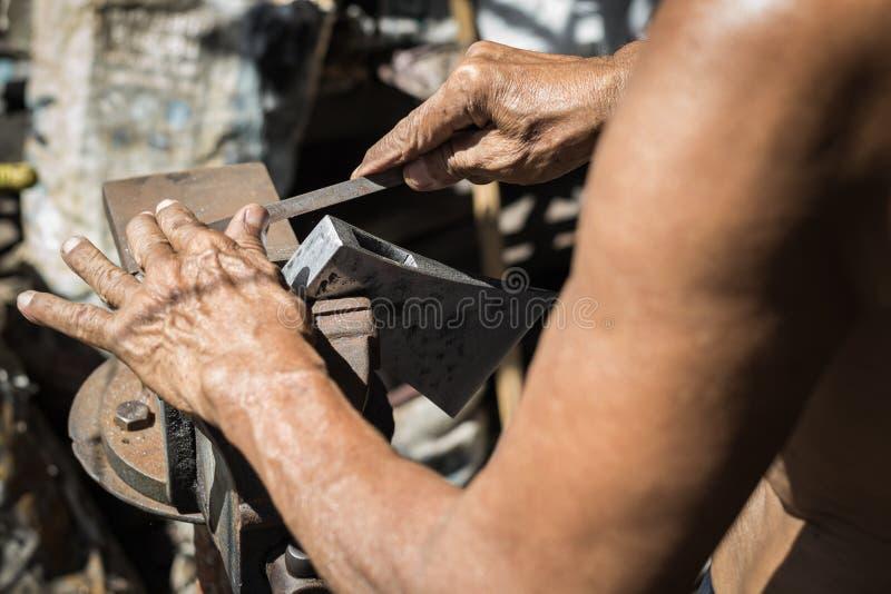 Ironsmith obrazy royalty free