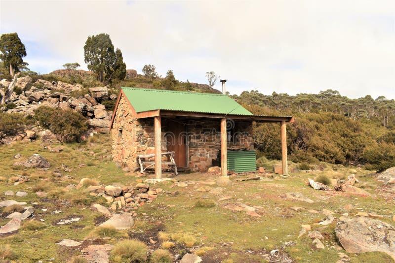 Ironstone Hut stock images
