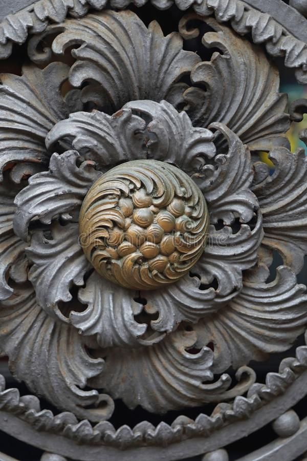 ironwork arkivfoto