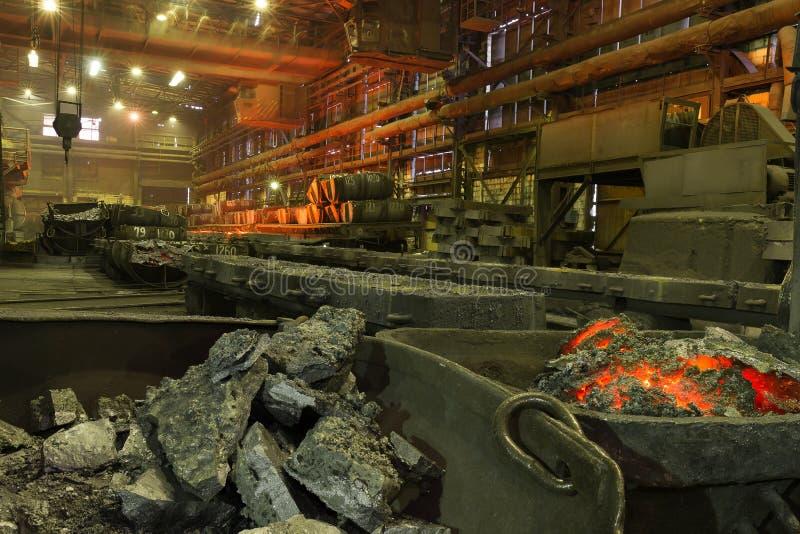 ironworks fotografie stock