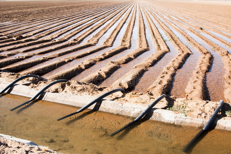 Download Irrigation Canal & Siphon Tubes Stock Photo - Image: 14375868
