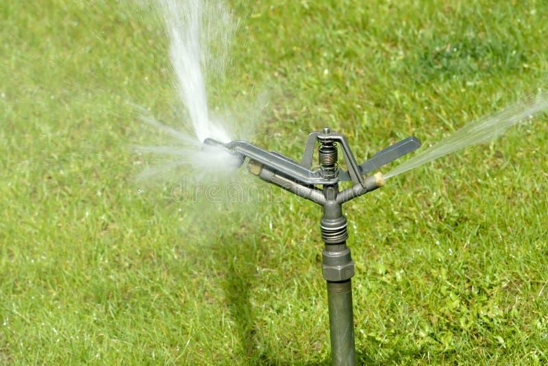 Irrigazione fotografie stock