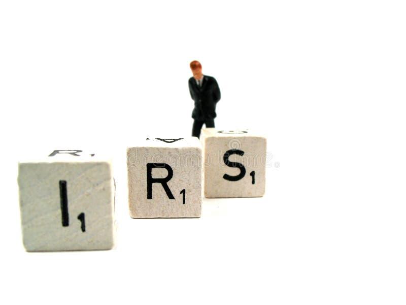 IRS stock foto