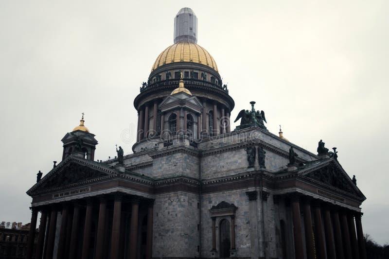 isaac katedralny st zdjęcia royalty free