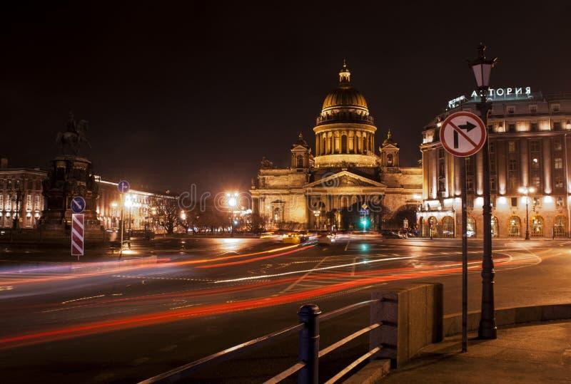 Isaakivskykathedraal royalty-vrije stock afbeeldingen