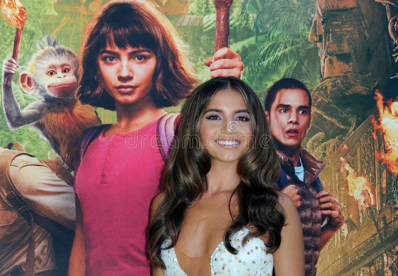 Isabela Moner photo libre de droits