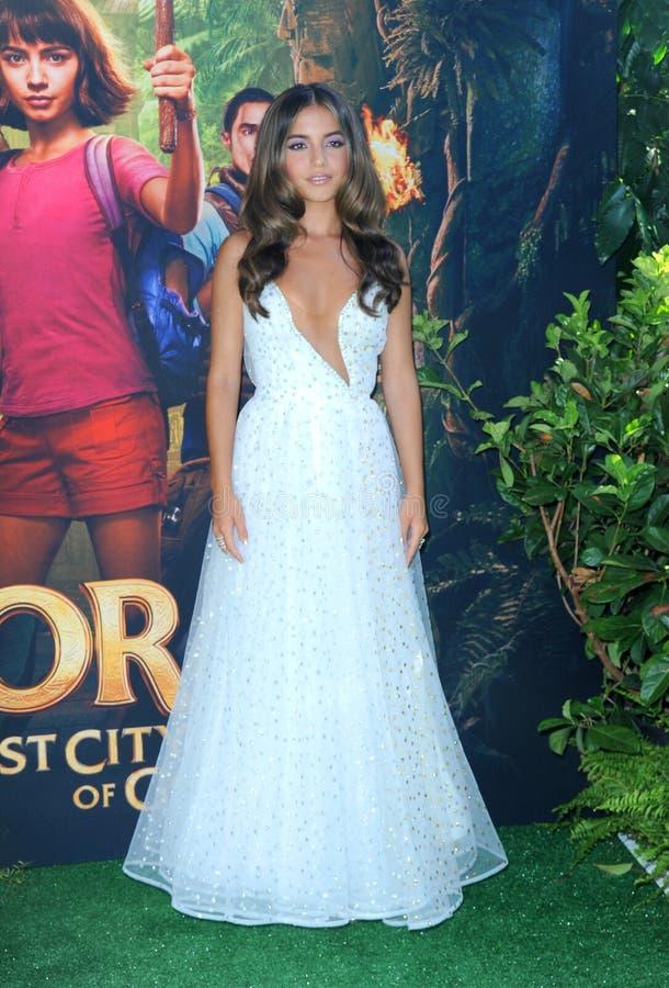 Isabela Moner royalty free stock photos