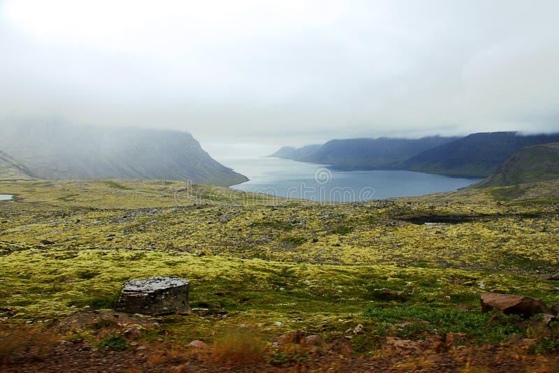Isafjordur stock image
