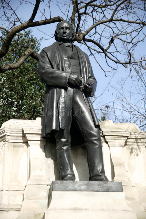 Download Isambard Kingdom Brunel Statue Stock Photo - Image: 9090690